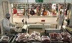 Zahlreiche Unternehmen in den Schwellenländern sind Marktführer: Die brasilianische JBS ist der größte Fleischproduzent der Welt. / Bild: (c) MAURICIO LIMA / AFP / picturedesl