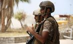 Soldaten in Aden. / Bild: REUTERS
