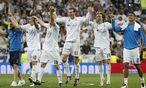 Feierstimmung bei Real Madrid nach dem Sieg über Manchester City / Bild: (c) REUTERS (Paul Hanna)