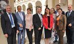 Die Landesräte und der Innenminister haben sich geeinigt / Bild: (c) Steirische Landesregierung