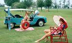 Badewanne. Ein Auto wie Urlaub an der Côte d'Azur: praktisch, hippiefreundlich und ein Könner im Gelände. Wie könnte das  ultimative Strandauto heute aussehen? / Bild: (c) Beigestellt