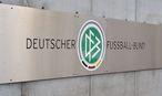 DFB-Schriftzug / Bild: GEPA pictures