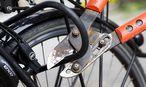 Der Dieb wollte ein Fahrrad stehlen. / Bild: APA/DPA/FRISO GENTSCH