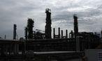 Raffinerie Schwechat / Bild: Clemens Fabry