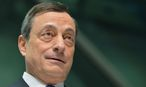 Mario Draghi / Bild: APA/EPA/ARNE DEDERT