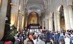 Sonntagsmesse zur Eröffnung der Ausstellung des Turiner Grabtuch. / Bild: (c) APA/EPA/ALESSANDRO DI MARCO (ALESSANDRO DI MARCO)