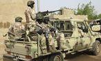 Symbolbild: nigerianische Soldaten / Bild: (c) REUTERS (Stringer)