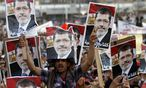aegypten Prozess gegen Mursi / Bild: (c) REUTERS (� Mohamed Al-Sayaghi / Reuters)