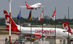 Air Berlin.  / Bild: (c) REUTERS (FABRIZIO BENSCH)