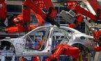 Flexible Fertigungsstrukturen sind in der Autoindustrie gefragt / Bild: REUTERS (TONY GENTILE)