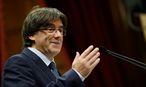 Carles Puigdemont / Bild: REUTERS