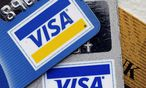 Visa / Bild: REUTERS