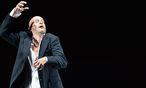 Dietmar König als Nörgler im Burgtheater / Bild: (c) APA/BARBARA GINDL