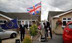 Ex-Premier David Cameron und Brexit-Befürworter und jetziger Außenminister Boris Johnson. / Bild: REUTERS