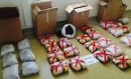 Teile der beschlagnahmten Drogen / Bild: APA/LPD WIEN