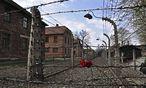 Die Gedenkstätte in Auschwitz-Birkenau. / Bild: (c) Reuters