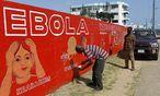 Symbolbild Ebolaaufklärung / Bild: APA/EPA/AHMED JALLANZO
