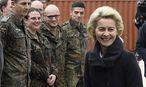 Ursula von der Leyen / Bild: APA/AFP/POOL/TOBIAS SCHWARZ
