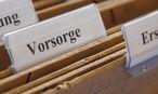 Selbstgestricktes Depot statt Zukunftsvorsorge / Bild: www.BilderBox.com