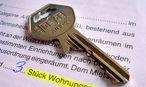 Symbolbild Mietvertrag / Bild: www.BilderBox.com