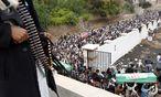 Hutis/ Jemen / Bild: (c) APA/EPA/YAHYA ARHAB (YAHYA ARHAB)