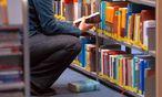 Archivbild: Die Wiener Bücherei / Bild: Bruckberger / Die Presse
