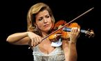 Anne Sophie Mutter  / Bild: (c) EPA (Felix Hoerhager)