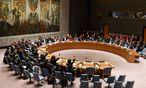 Sicherheitsrat der Vereinten Nationen / Bild: (c) imago/Xinhua
