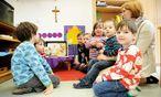 Symbolbild Kindergarten / Bild: Die Presse/Clemens Fabry