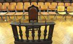 Symbolbild Gerichtssaal / Bild: APA/HERBERT PFARRHOFER
