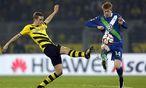 Dortmund gegen Wolfsburg / Bild: REUTERS