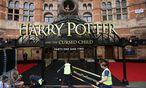 Harry-Potter-Premiere / Bild: (c) APA/AFP/DANIEL LEAL-OLIVAS (DANIEL LEAL-OLIVAS)