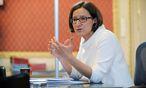 Innenministerin Johanna Mikl-Leitner (ÖVP) / Bild: (c) Clemens Fabry
