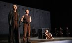 Archivbild: Antigone im Volkstheater / Bild: (c) Volkstheater