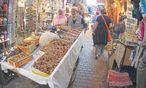 Straße in der Medina / Bild: Stefan Gruber
