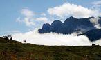 Bestes Wanderwetter brachte der September. / Bild: APA/BARBARA GINDL