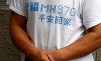 Angehörige warten immer noch vergeblich auf Nachrichten von der Suche nach dem Wrack von Flug MH370. / Bild: REUTERS