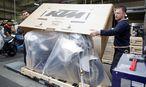 KTM investiert kräftig / Bild: Bloomberg