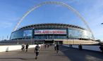 Wembley Stadion in London / Bild: GEPA pictures
