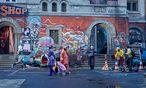 Filmfestspiele Venedig: Waltz starrt ins Schwarze Loch / Bild: (c) Filmfest Venedig
