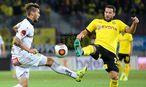 WAC gegen Dortmund / Bild: GEPA pictures