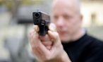 922.279 Waffen sind in Österreich registriert. / Bild: Die Presse