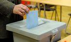 Wahllokal / Bild: Die Presse (Fabry)