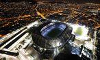 Rio de Janeiro hat sich herausgeputzt, das Olympiastadion überstrahlt alle Probleme. / Bild: (c) REUTERS (PAWEL KOPCZYNSKI)