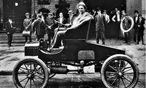 Henry Ford im Alter von 37 Jahren / Bild: EPA