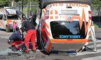 Bild von der Unfallstelle / Bild: APA/ISMAIL GOEKMEN