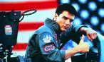 Immer wieder im ORF-Programm zu finden: Tom Cruise als Maverick in