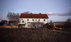Das Haus, in dem die Famile lebte / Bild: Clemens Fabry / Die Presse