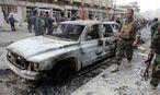 IS-Kämpfer im syrischen Raqqa / Bild: REUTERS