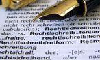 Symbolbild Rechtschreibung / Bild: (c) BilderBox